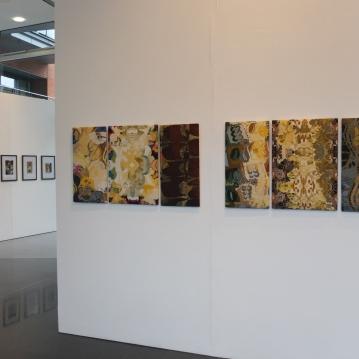Emma Neuberg's textile works