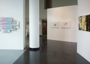 SURFACE Installation view Hodgkinson Kangwook Neuberg