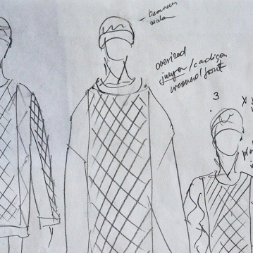 Egle Vaituleviciute drawings