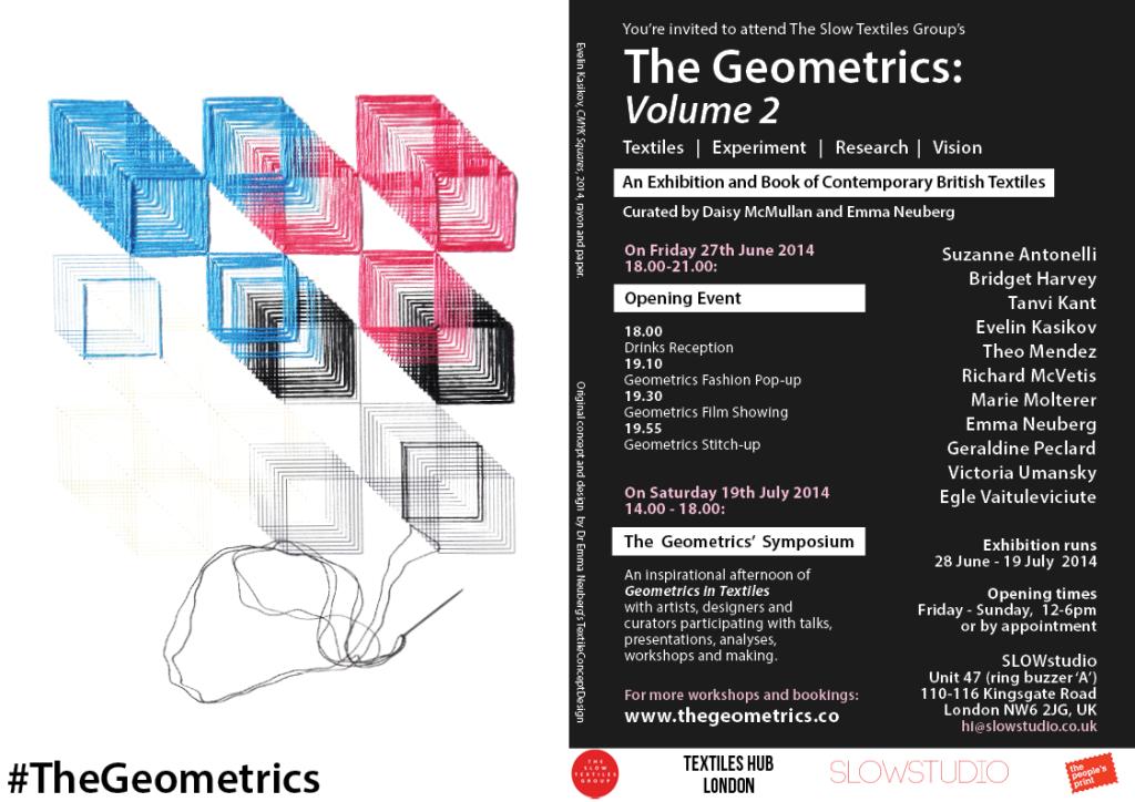 Geometrics Volume 2 eFlier